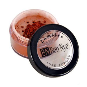 Ben Nye Lumiere Luxe Shimmer Powder - Indian Copper (LX-6)