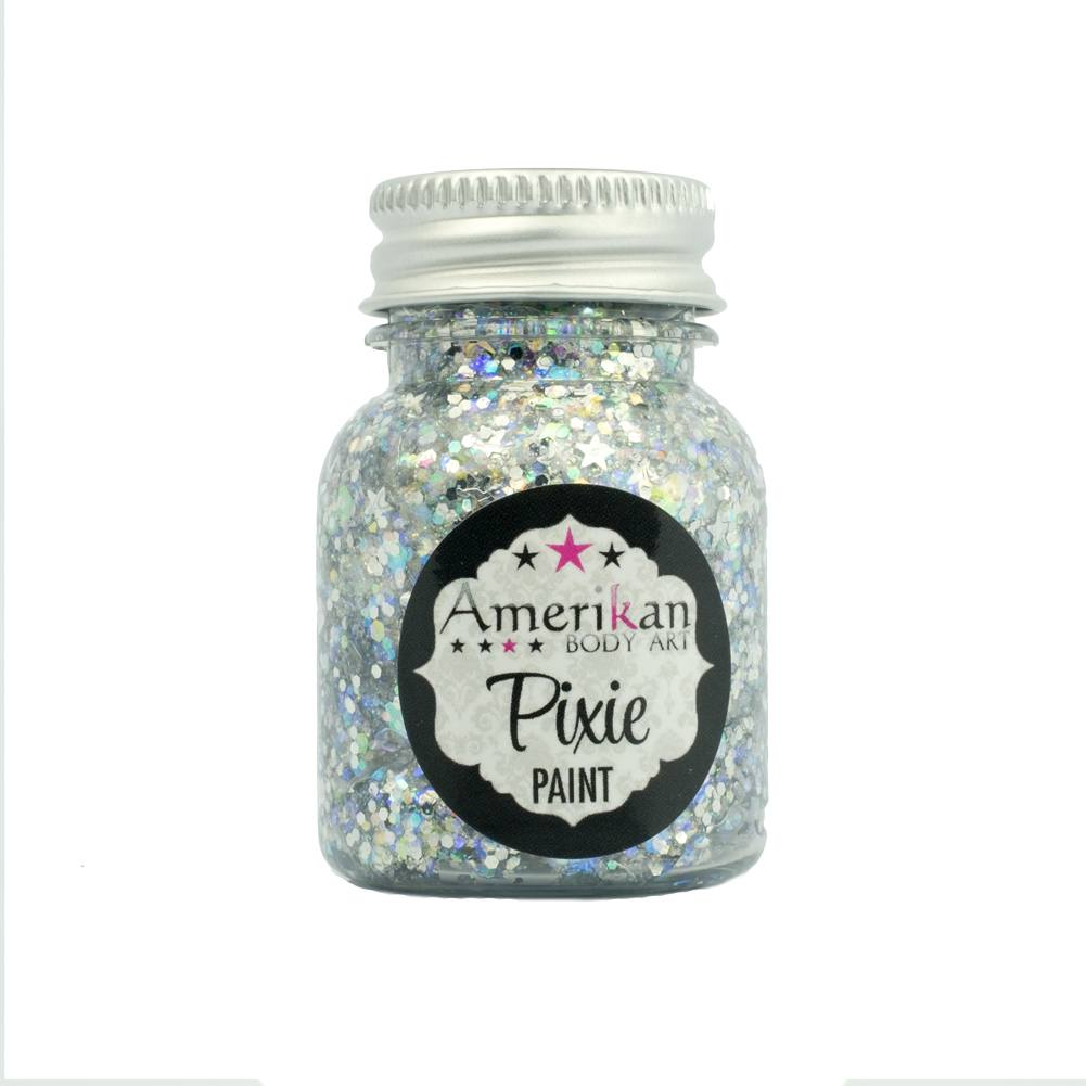 Amerikan Body Art Pixie Paint Glitter Gel - Xanadu (1 oz)