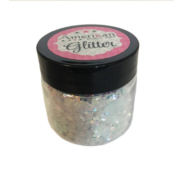 Amerikan Body Art Elemental Fire Chunky Glitter (1 oz)