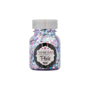 Amerikan Body Art Pixie Paint Glitter Gel - Cupcake Day (1 oz)