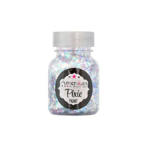 Amerikan Body Art Pixie Paint Glitter Gel - Winter Wonderland (1 oz)
