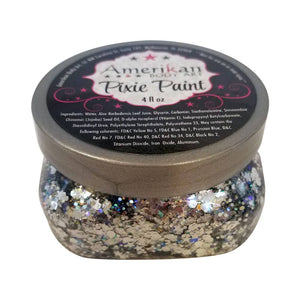 Amerikan Body Art Pixie Paint Glitter Gel - Xanadu (1 oz/4 oz)