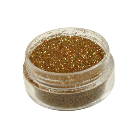 Diamond FX Cosmetic Glitter - Red Gold (5 gm)