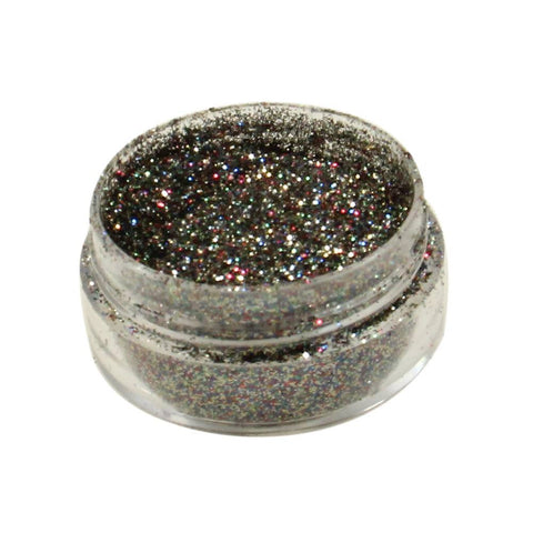 Diamond FX Cosmetic Glitter - Multi (Black) (5 gm)