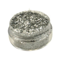 Diamond FX Cosmetic Glitter - Fiber Silver (5 gm)