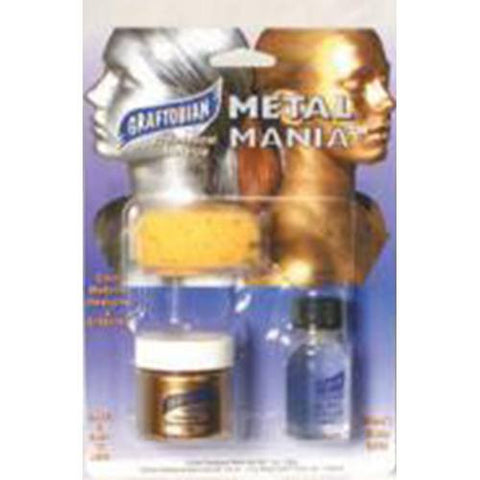 Graftobian Metal Mania Kit - Gold (1 oz)