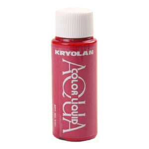 Kryolan Aquacolor Liquid - Pink (1 oz)