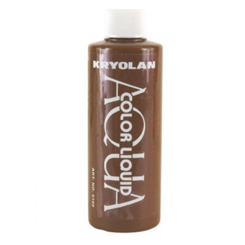Kryolan Aquacolor Liquid - Brown