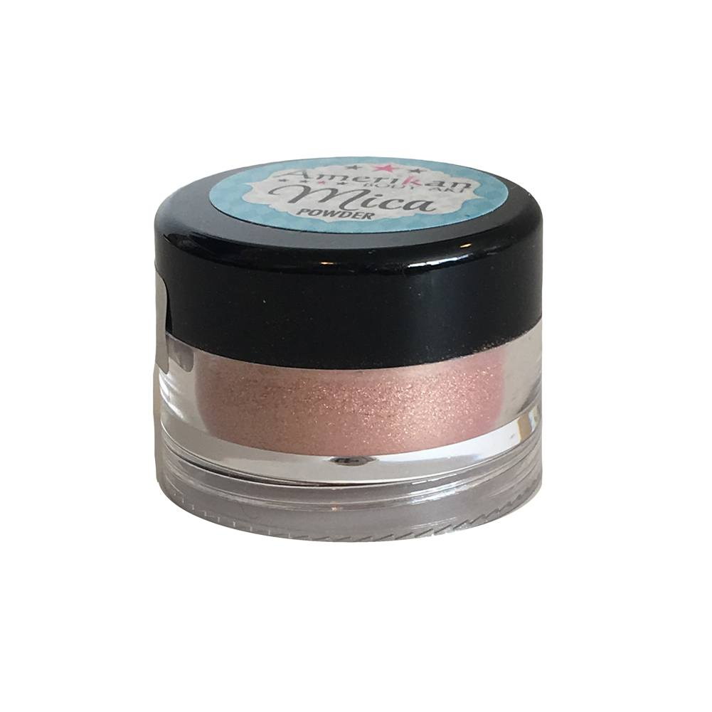 Amerkican Body Art Mica Powder - Birthday Suit (10 ml)