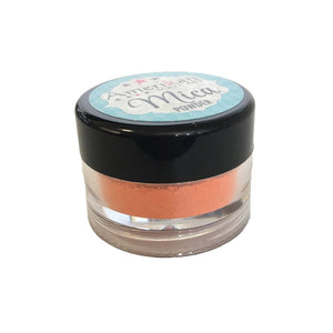 Amerkican Body Art Mica Powder - Orange Dreamsicle  (10 ml)