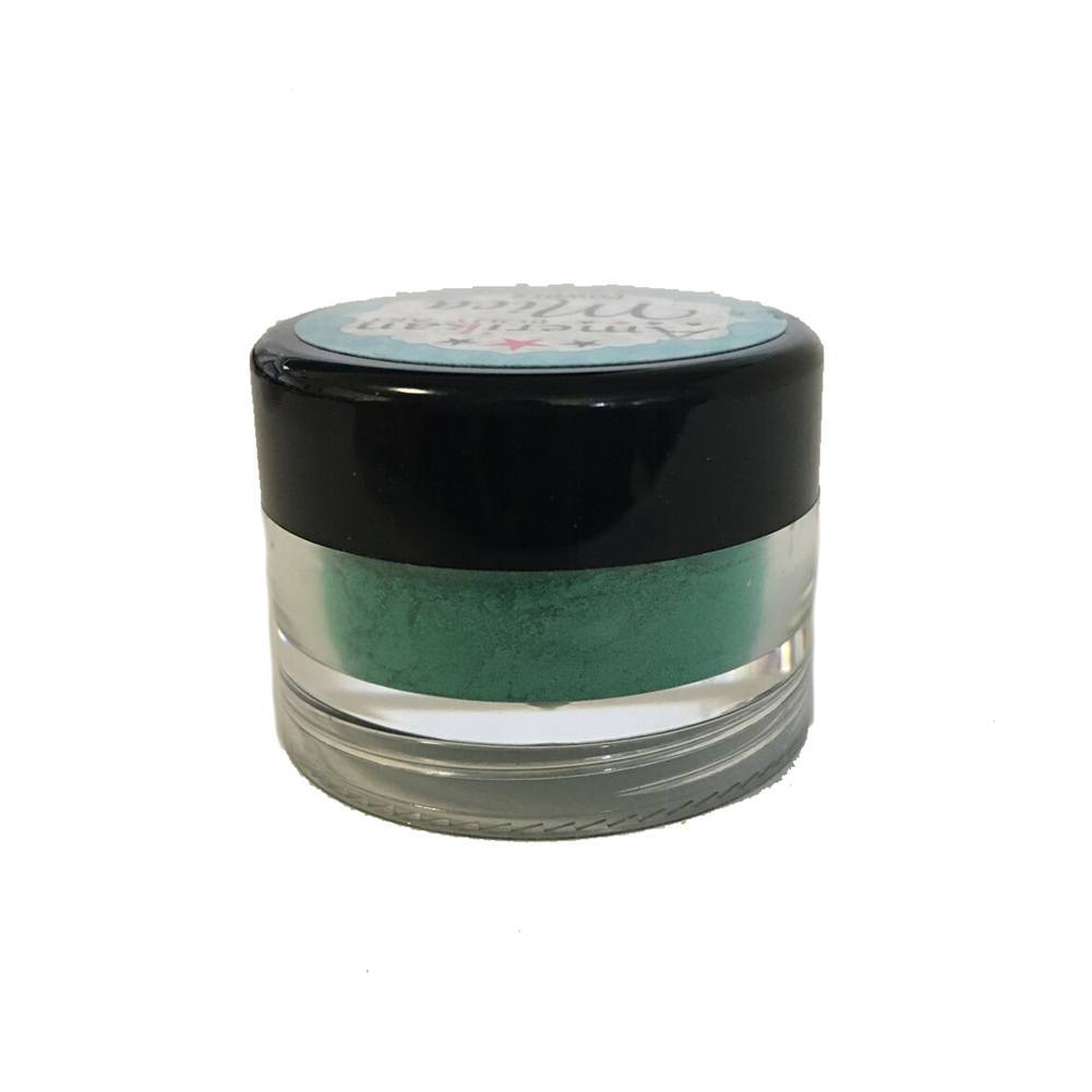 Amerikan Body Art Mica Powder - Primary Green (10 ml)