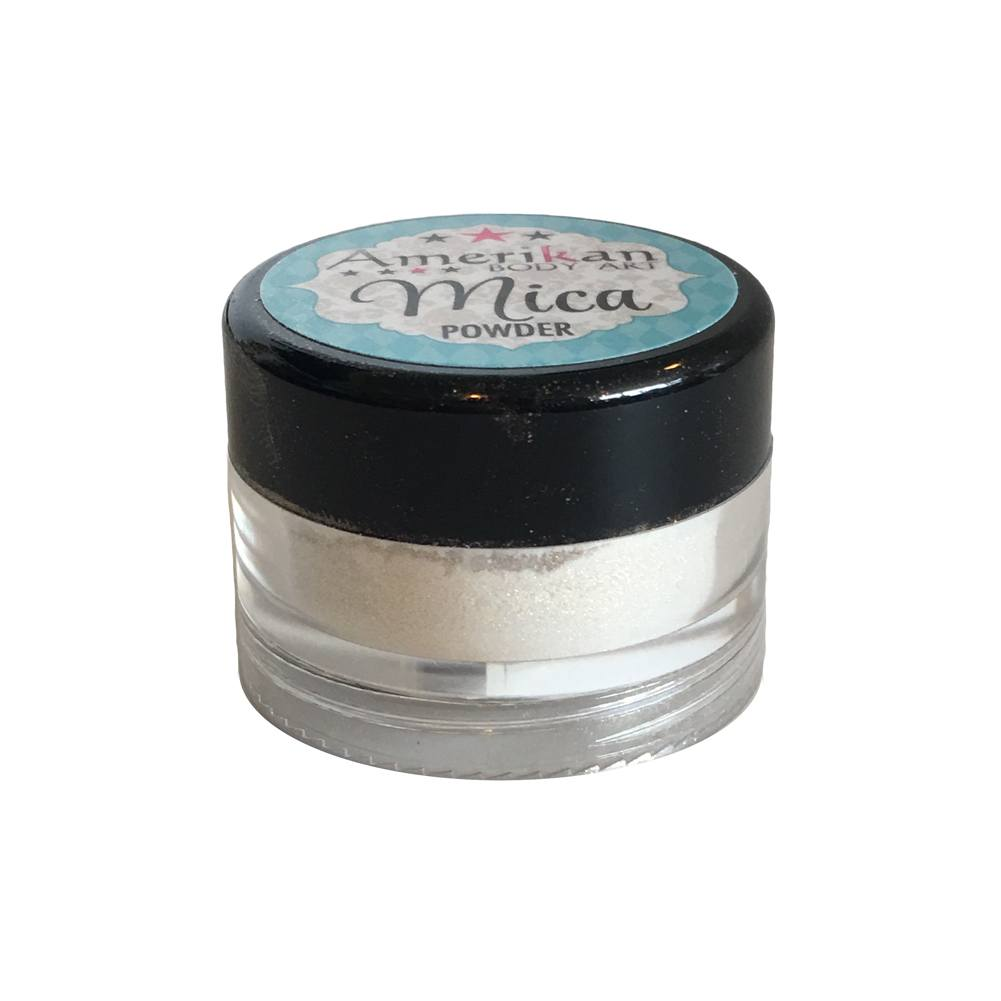 Amerkican Body Art Mica Powder - Solaria Highlighter  (10 ml)