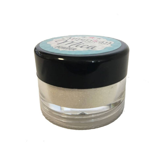 Amerikan Body Art Mica Powder - Starlight (10 ml)