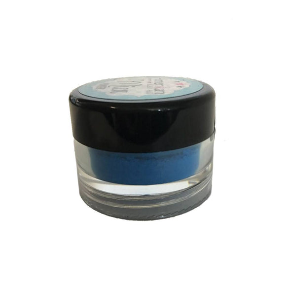 Amerikan Body Art Mica Powder - True Blue  (10 ml)
