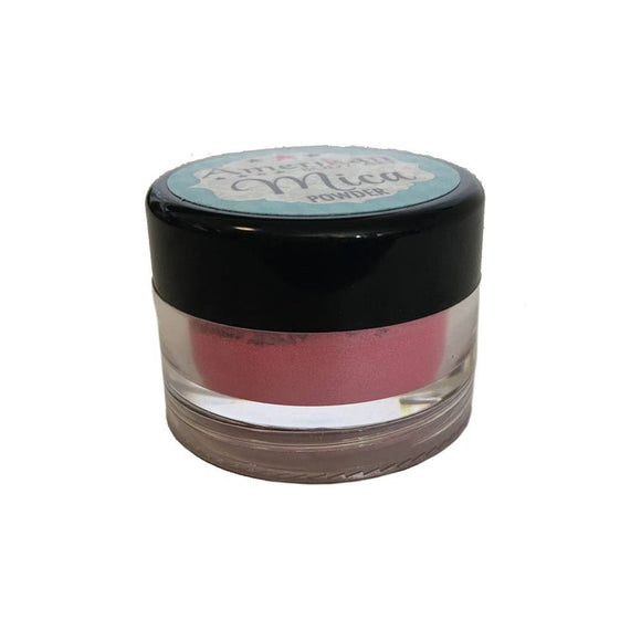 Amerikan Body Art Mica Powder - Zinfandel Pink (10 ml)