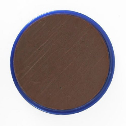 Snazaroo Face Paint - Dark Brown 999 (0.6 oz/18 ml)