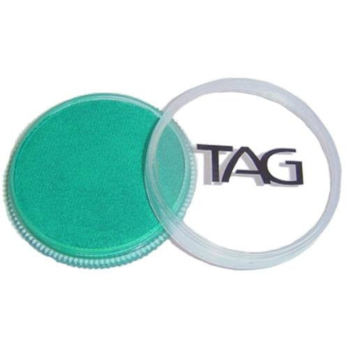 TAG Face Paints - Pearl Green (1.13 oz/32 gm)