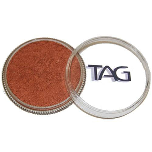 TAG Face Paints - Pearl Copper (1.13 oz/32 gm)