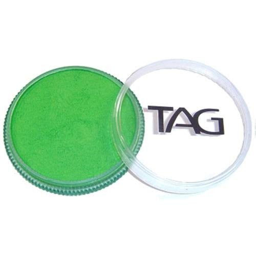 TAG Face Paints - Pearl Lime (1.13 oz/32 gm)