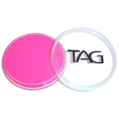 TAG Face Paints - Neon Magenta (1.13 oz/32 gm)