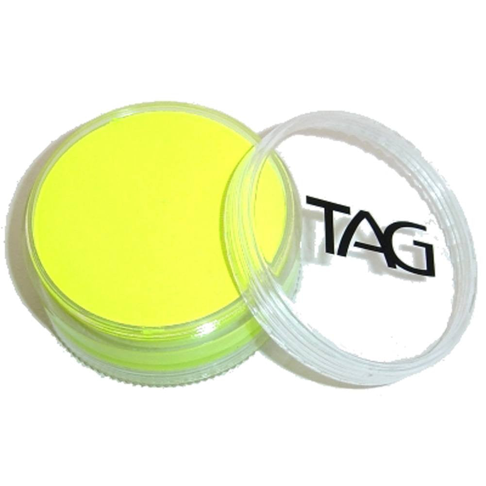 TAG Face Paints - Neon Yellow