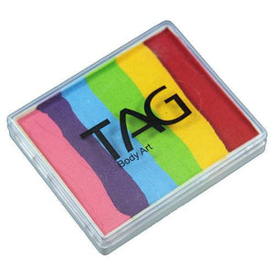 TAG Split Cakes - Rainbow (1.76 oz/50 gm)