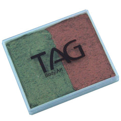 TAG Split Cake - Pearl Copper & Pearl Bronze Green(1.76 oz/50 gm)