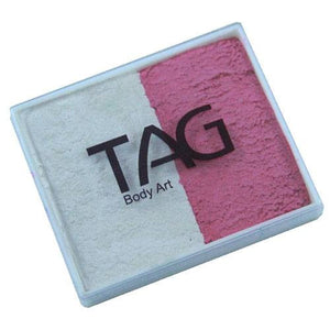 TAG Split Cakes - Pearl Rose and Pearl White (1.76 oz/50 gm)
