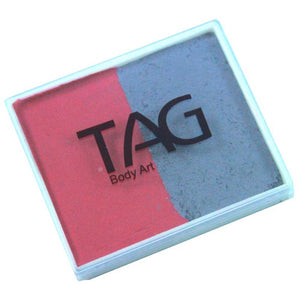 TAG Split Cakes - Soft Gray and Rose Pink (1.76 oz/50 gm)