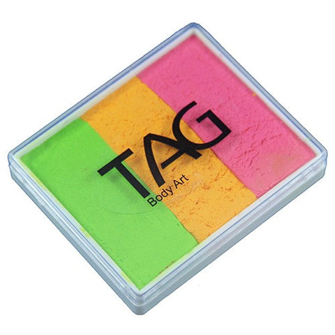 TAG Face Paint Base Blender Split Cakes - Gelati (1.76 oz/50 gm)