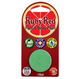 Ruby Red Face Paint Refills - Pastel Green 510 (0.14 oz/2 ml)