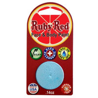 Ruby Red Face Paints - Pearl Turquoise P491 (0.14 oz/2 ml)