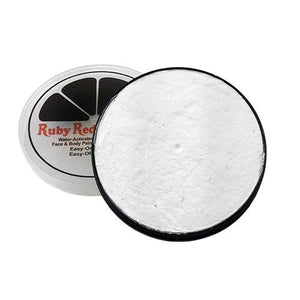 Ruby Red Face Paints - White 100
