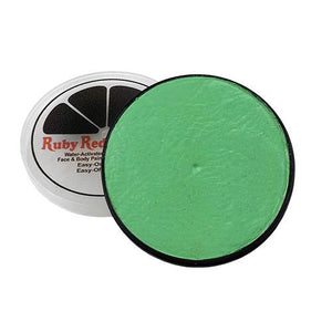 Ruby Red Green Face Paint Refills - Pastel Green 510