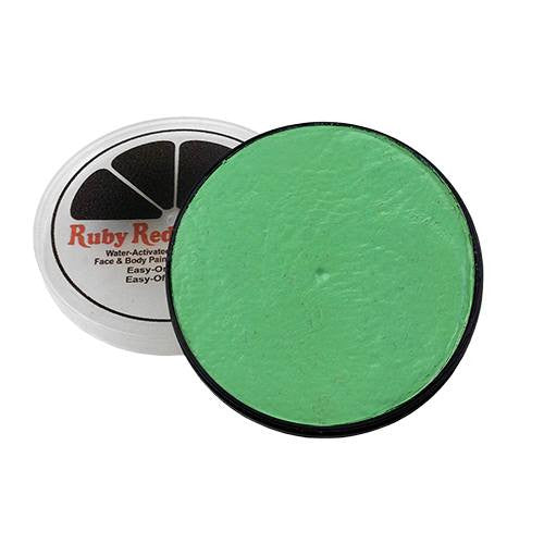 Ruby Red Face Paint Refills - Pastel Green 510