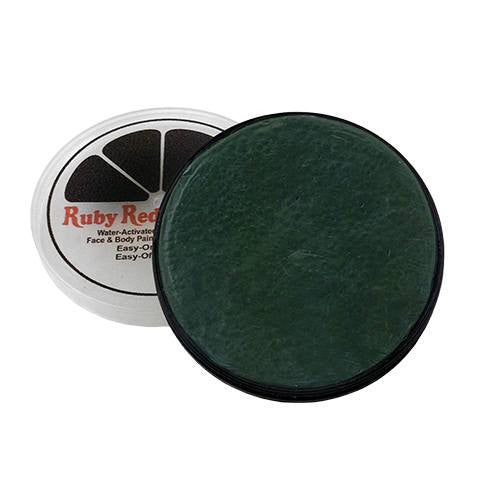 Ruby Red Face Paints - Forest Green 580