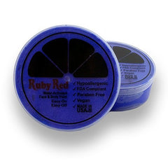Ruby Red Face Paints - Blue 450