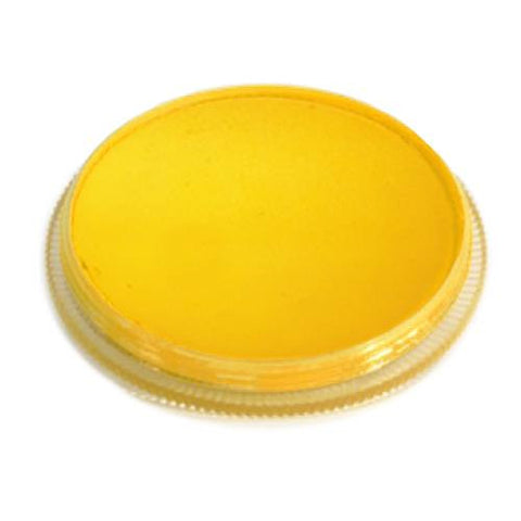 Kryvaline Regular Line Face Paints - Yellow kr02 (1.06 oz/30 gm)