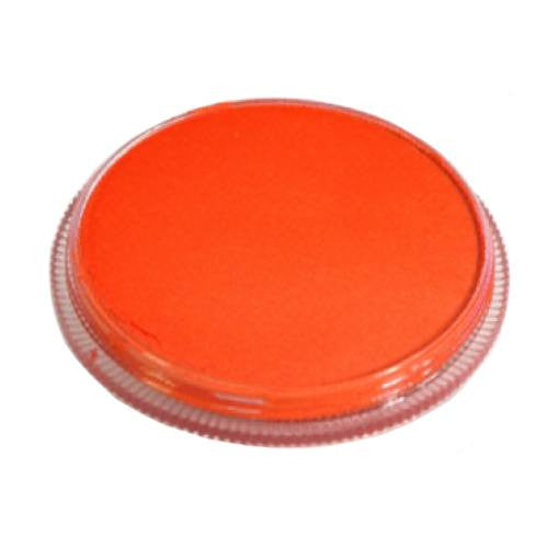 Kryvaline Regular Line Face Paints - Orange kr06 (1.06 oz/30 gm)