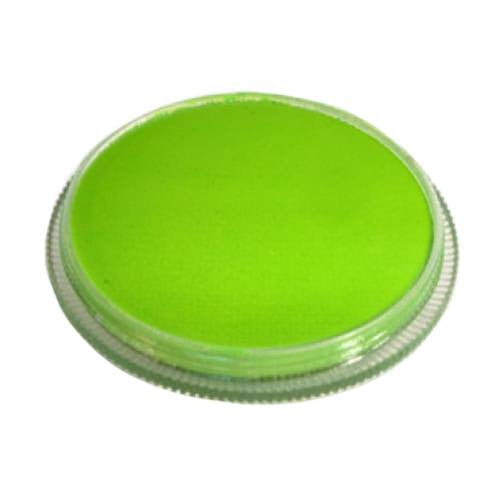 Kryvaline Regular Line Face Paints - Lime Green kr09 (1.06 oz/30 gm)