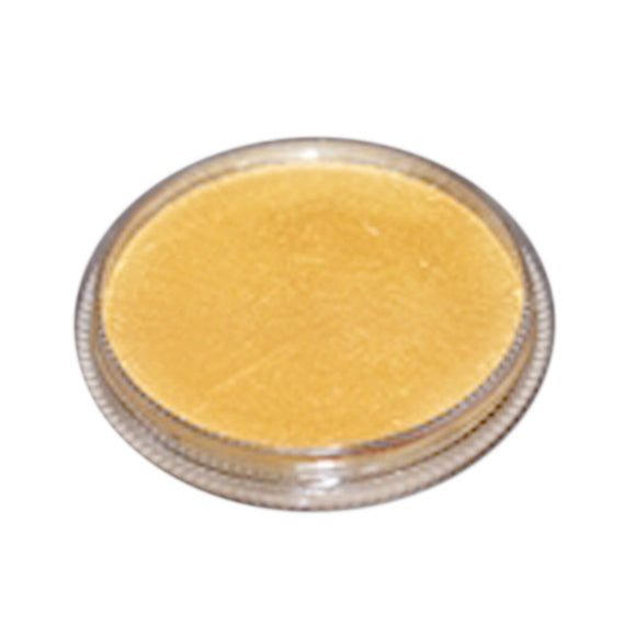 Kryvaline Creamy Line Face Paints - Metallic Gold (1.06 oz/30 gm)