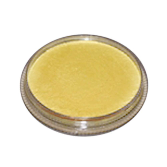 Kryvaline Creamy Line Paints - Pearly Yellow (1.06 oz/30 gm)