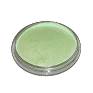 Kryvaline Creamy Line Paints - Pearly Apple Green (1.06 oz/30 gm)