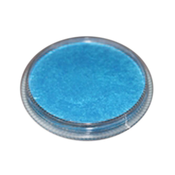 Kryvaline Creamy Line Paints - Pearly Bright Blue (1.06 oz/30 gm)