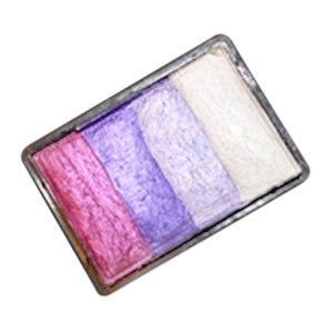 Kryvaline Creamy Line Split Cake - Girly Pearly-1.4 oz/40 gm