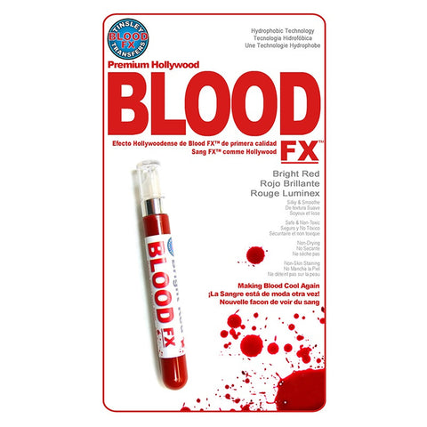 Tinsley Transfers Blood FX - Bright Red (0.2 oz)