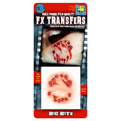 Tinsley Small 3D FX Transfer - Big Bite