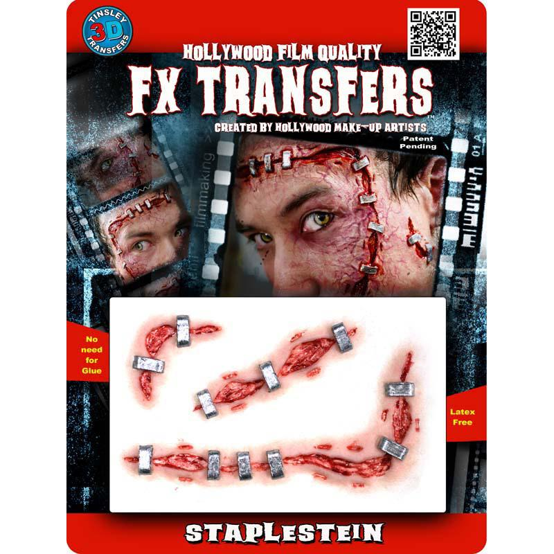 Tinsley Medium 3D FX Transfer - Staplestein