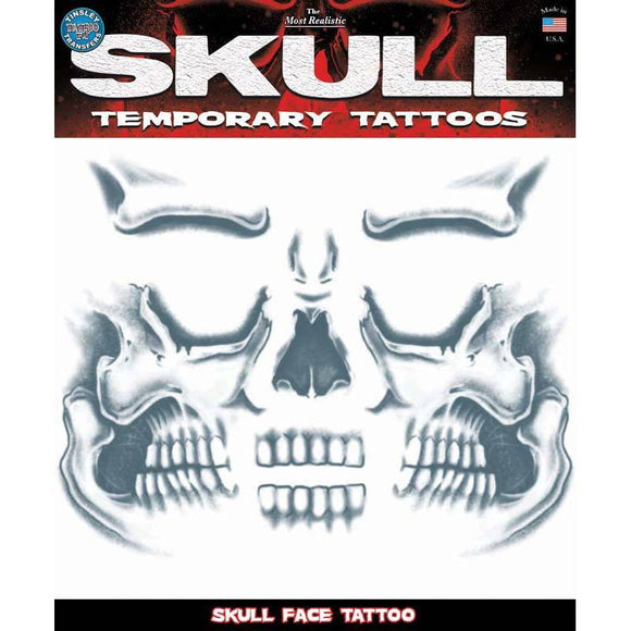 Tinsley Transfers FX Costume Kit - Skull Face