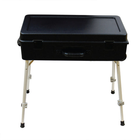 "Craft-n-Go Paint Station - 28"" (Black)"